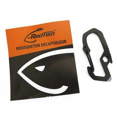 Accessoire de pêche redfish mousqueton décapsuleur - Outils | Pacific Pêche