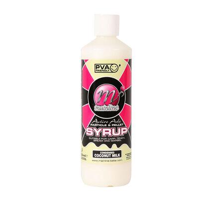 Liquide de trempage carpe mainline coconut milk syrup - Liquides de trempage | Pacific Pêche