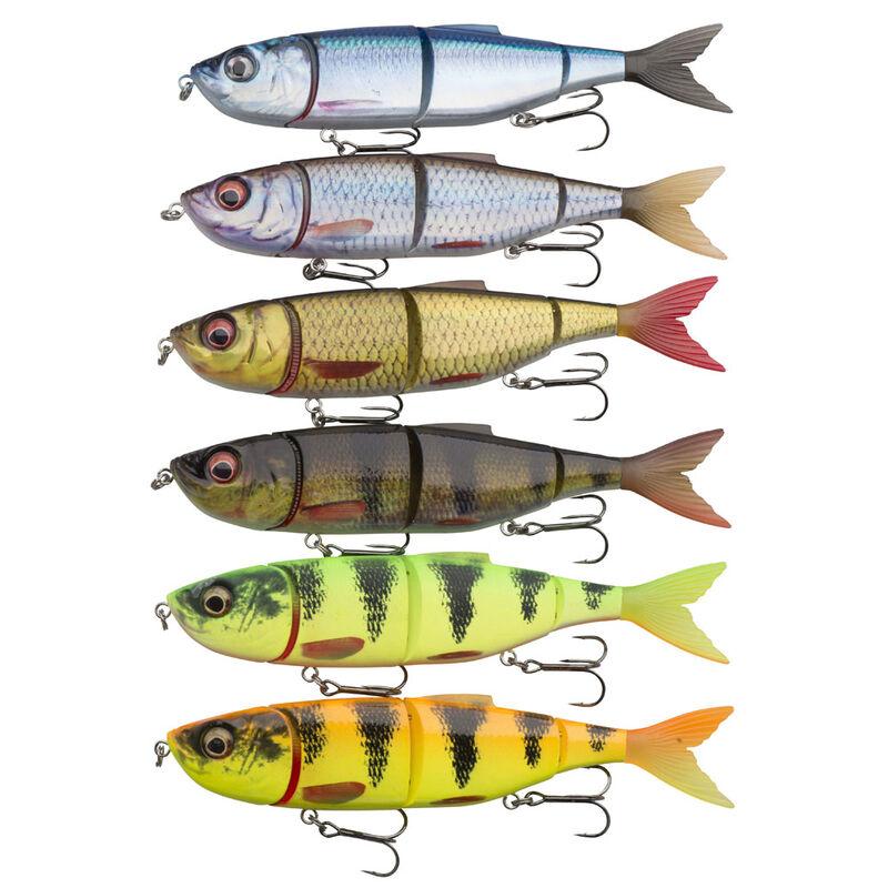 Leurre dur swimbait carnassier savage gear 4play v2 swim & jerk ss 13.5cm 20g - Swim Baits | Pacific Pêche