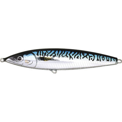 Leurre flottant real mackerel floating 24cm 170g - Leurres poppers / Stickbaits | Pacific Pêche