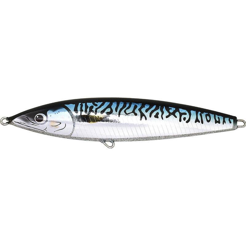 Leurre flottant real mackerel floating 24cm 170g - Leurres poppers / Stickbaits | Pacific Pêche