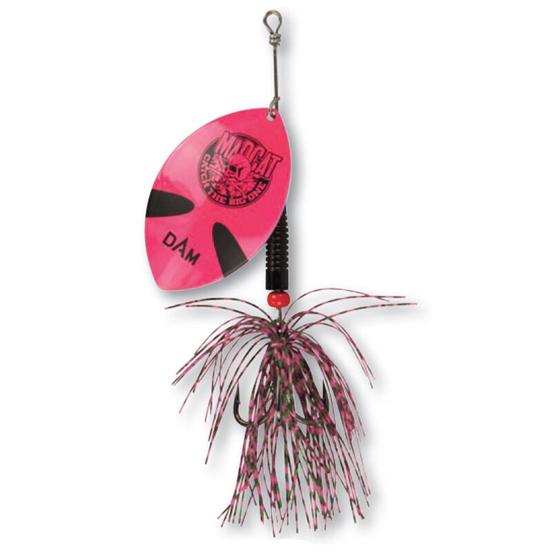 Cuillère tournante silure madcat big blade spinner 55g - Cuillères tournantes | Pacific Pêche