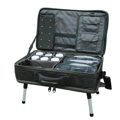 Sac carryall carpe mack2 logistik rig table - Sacs/Trousses Acc. | Pacific Pêche