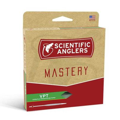 Soie synthétique flottante scientific anglers mastery vpt - Flottantes | Pacific Pêche