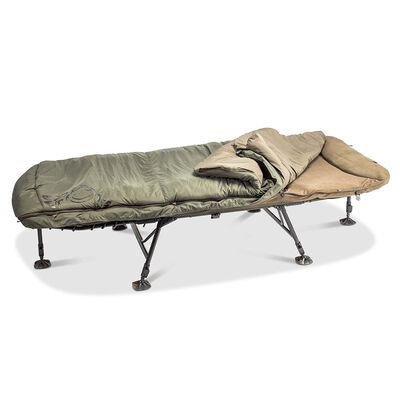 Bedchair avec duvet nash indulgence 5 season emperor - Bedchairs | Pacific Pêche