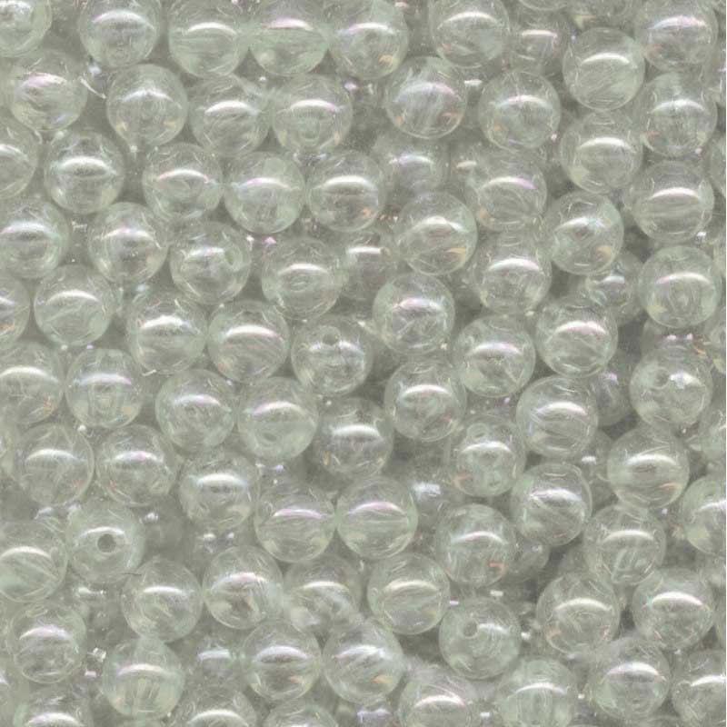 Micro perles en verre flashmer transparentes - Perles | Pacific Pêche