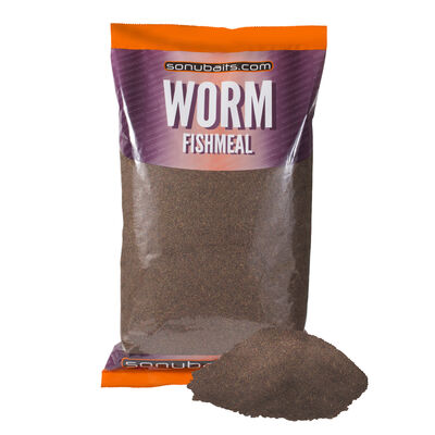 Method mix coup sonubaits worm fishmeal 2kg - Amorces | Pacific Pêche