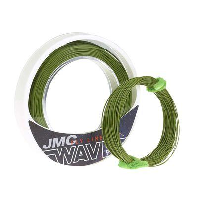 Soie flottante dt jmc wave (olive) - Flottantes | Pacific Pêche