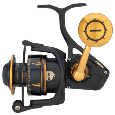 Moulinet penn slammer 3 spinning 5500 - Moulinets tambour Fixe | Pacific Pêche