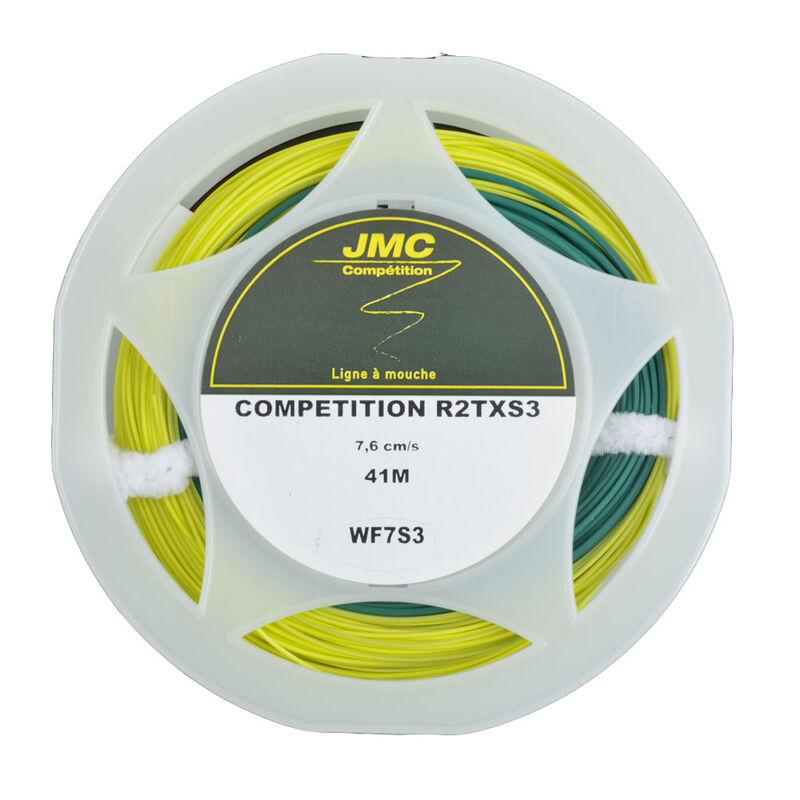 Soie mouche jmc compétition r2tx plongeante s3 - Plongeantes | Pacific Pêche
