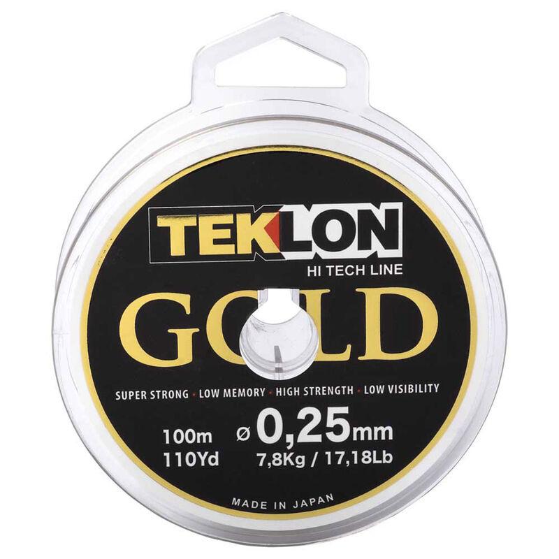Fil nylon truite grauvell teklon gold (100m) - Fils-nylons | Pacific Pêche