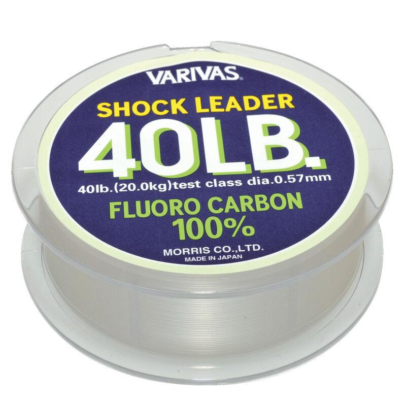 Fil fluorocarbone varivas 30m - Fluorocarbones   Pacific Pêche