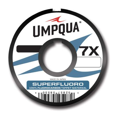 Fil fluorocarbone umpqua superfluoro 30 yds (27 m) - Fluorocarbons | Pacific Pêche