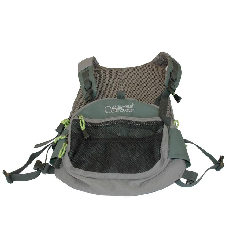Chest pack silver stone chest and back pack - Sacs | Pacific Pêche