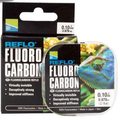 Fluorocarbone coup preston reflo fluorocarbon 50m - Fluorocarbone | Pacific Pêche