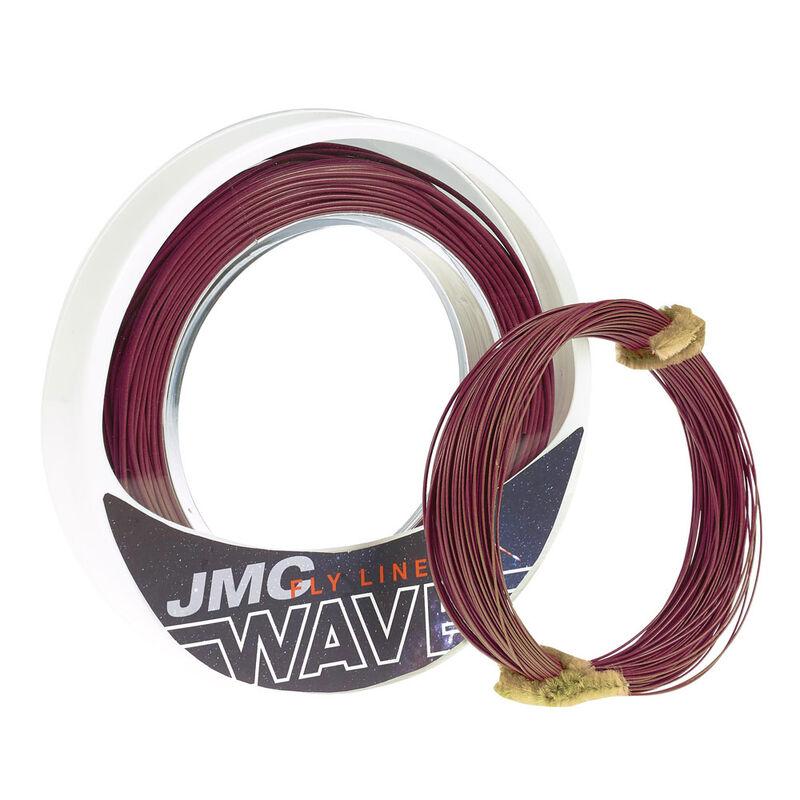 Soie jmc wave wf plongeante s3 (chocolat) - Flottantes | Pacific Pêche