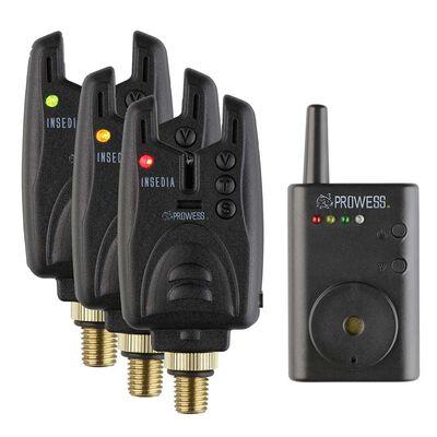 Coffret prowess 3 détecteurs insedia + centrale - Coffrets détecteurs | Pacific Pêche