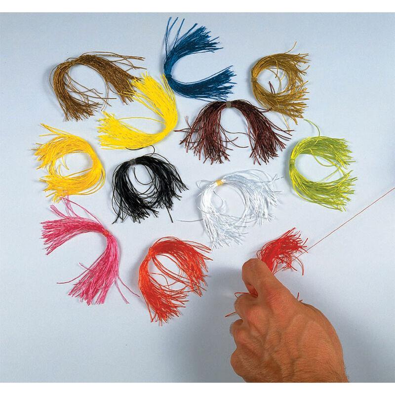 Fly tying matériaux élastiques jmc lurefil - Matériaux Elastiques | Pacific Pêche