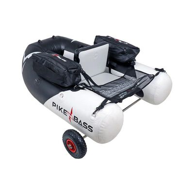 Pack float tube lunker + roues - Floats Tube   Pacific Pêche