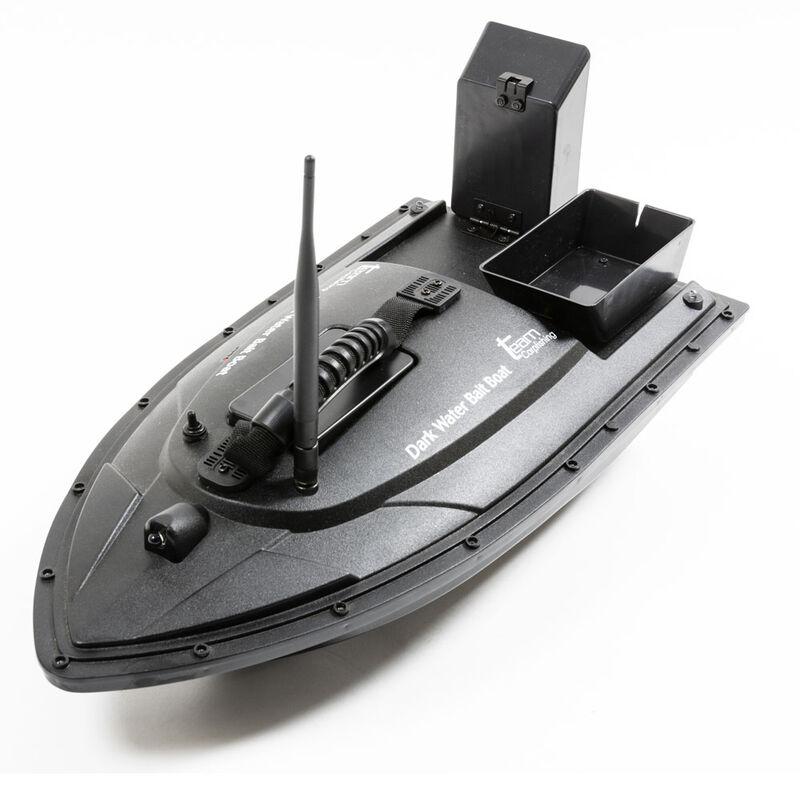 Bateau amorceur carpe team carpfishing dark water bait boat - Bateaux Amorceurs | Pacific Pêche