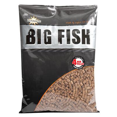 Pellets d'amorçages carpe dynamite baits big fish pellets 1.8kg - Amorçages | Pacific Pêche