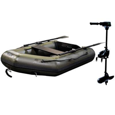Pack proline bateau 180ad lightweight + moteur 35lbs green - Packs   Pacific Pêche