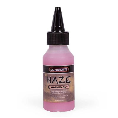 Attractant liquide sonubaits haze washed out - Additifs   Pacific Pêche