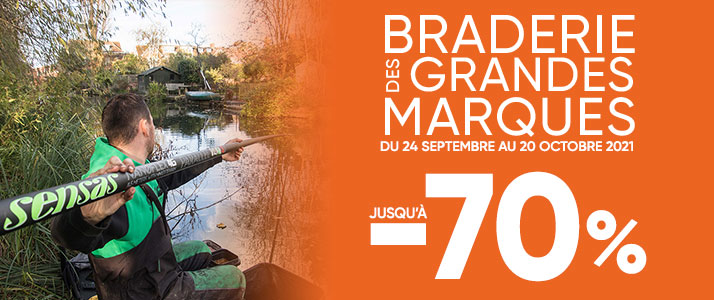 Braderie Coup | Pacific Pêche