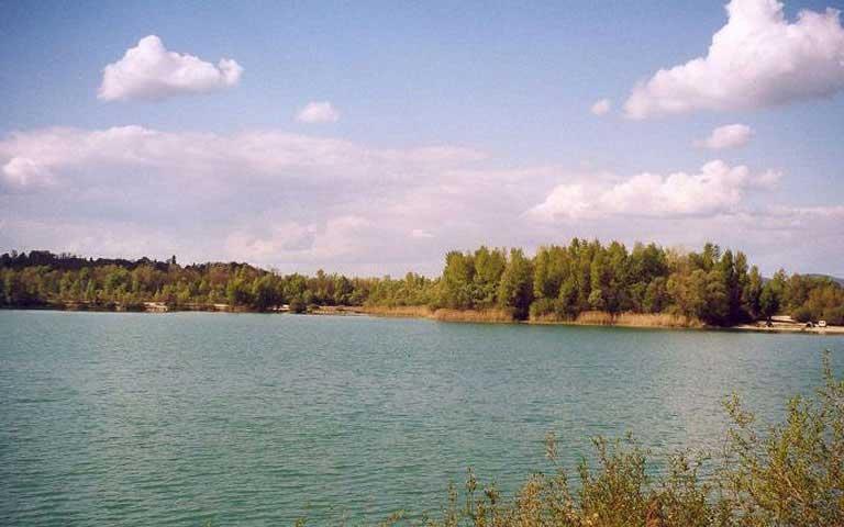 Plan d'eau du Vorgey