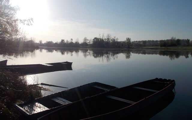 Plan d eau public de Champtocé sur Loire