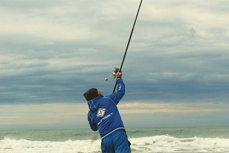 Débuter la pêche en surfcasting Conseils I Pacific Pêche