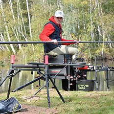 Jean, expert pêche au coup