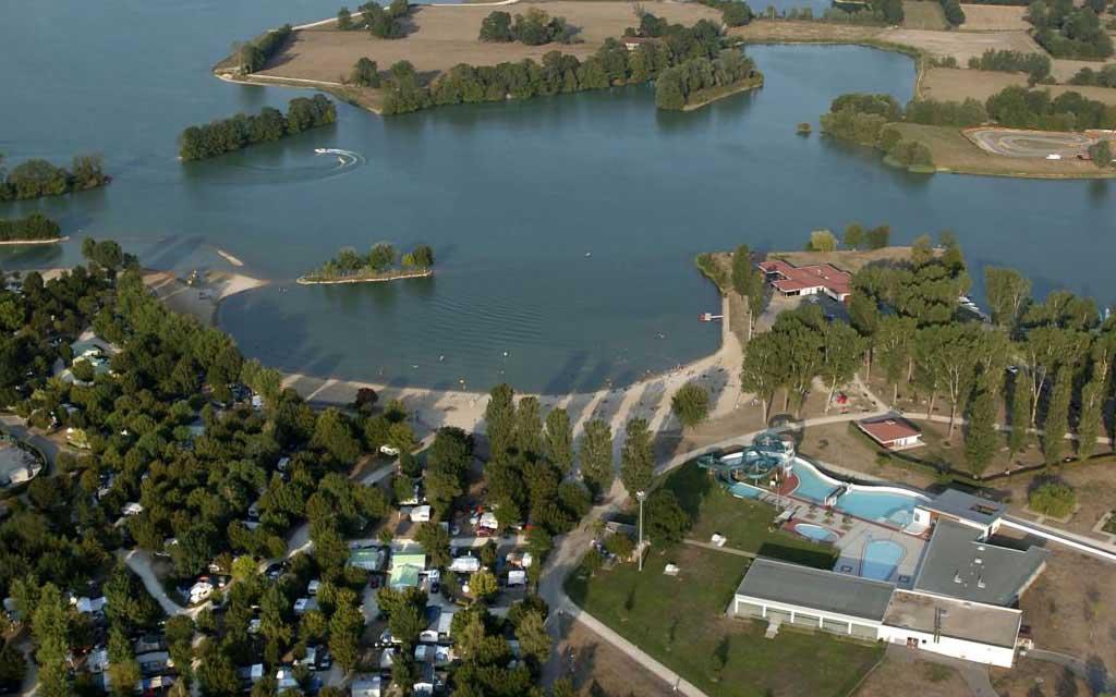 Base Nautique de Montrevel en Bresse