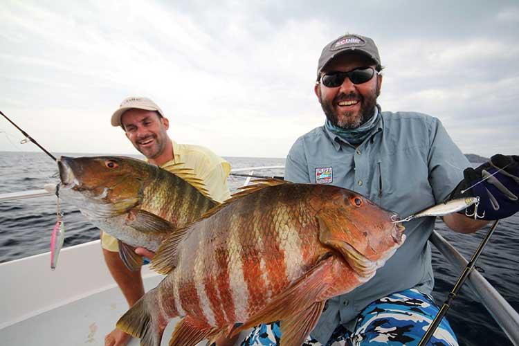 Pêche au SénégaI I Pacific Pêche