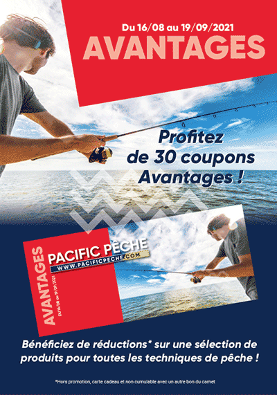 Coupons avantages