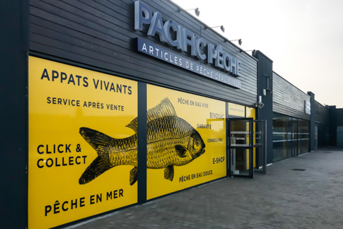 Pacific Pêche Lille - Nieppe