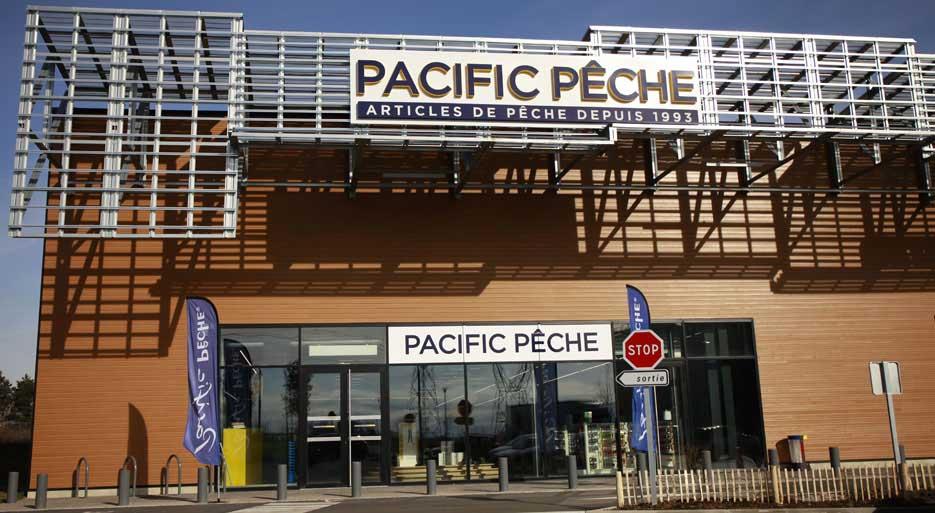 Pacific Pêche Cergy