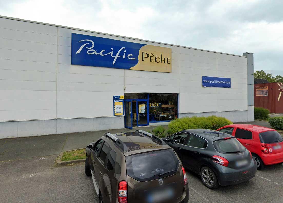 Pacific Pêche Poitiers - St Benoit