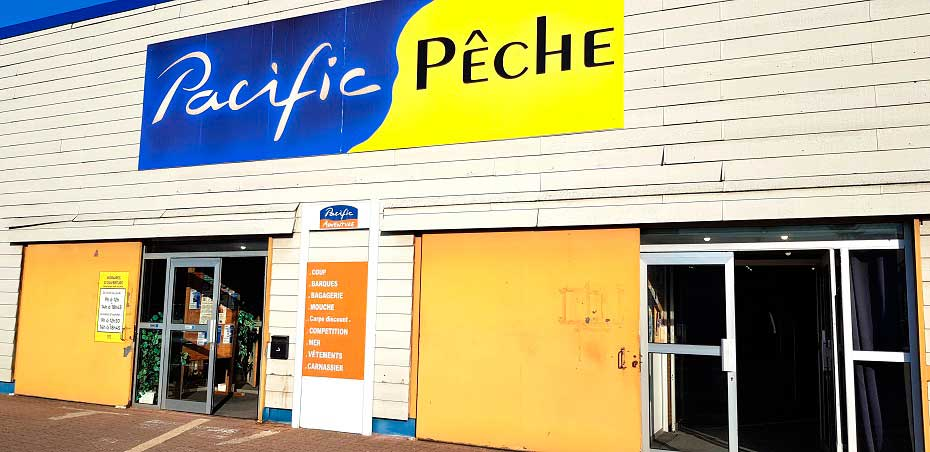 Pacific Pêche Corbeil Essonnes