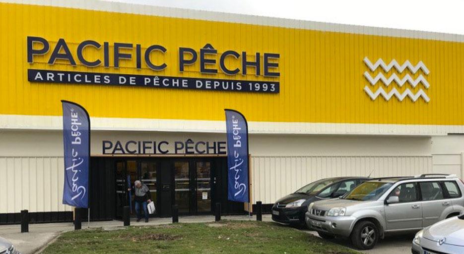 Pacific Pêche Toulouse-Aucamville
