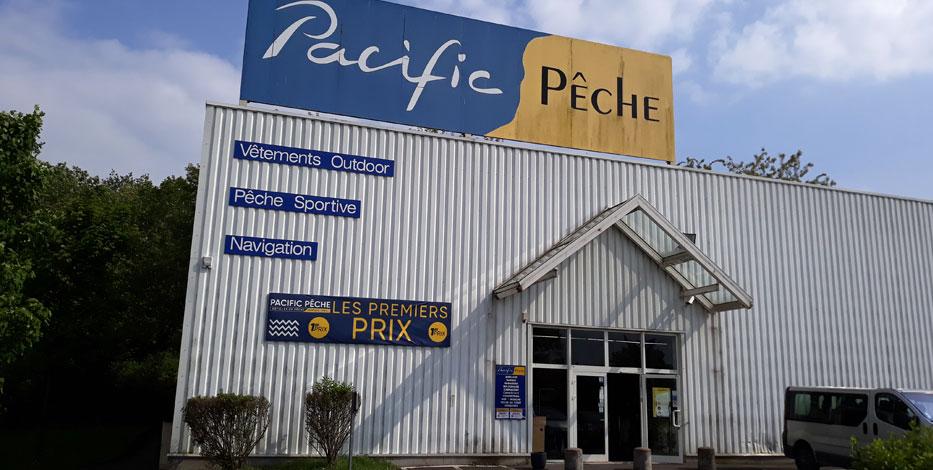 Pacific Pêche Livry Gargan