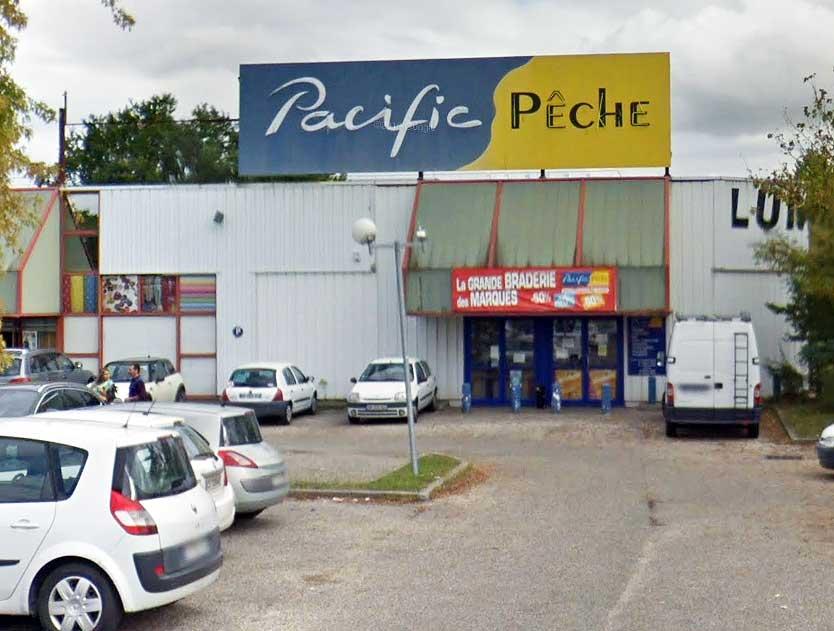 Pacific Pêche Bordeaux Artigues