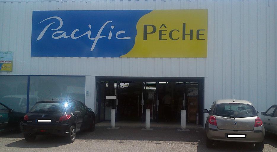 Pacific Pêche Brive-La-Gaillarde