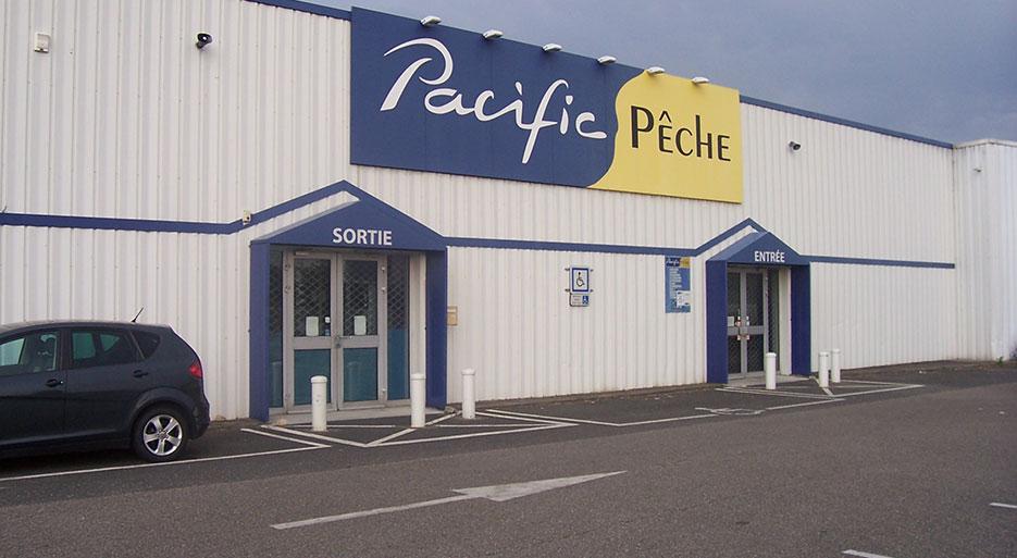 Pacific Pêche Lyon - Vaulx en Velin