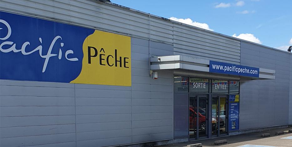 Pacific Pêche Auxerre - Monéteau